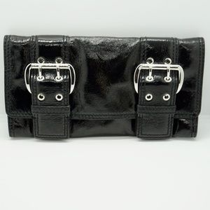 Michael Kors | Redding Patent Leather Clutch